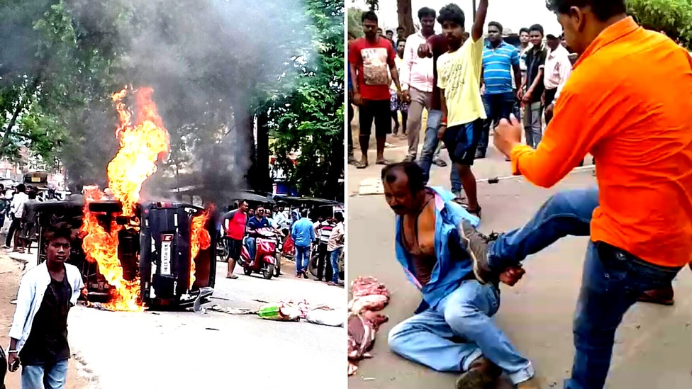 Mob Lynchings in India Provoke International Wave of